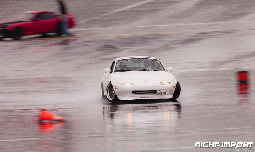 Miata Drift Wing of Miatas And Drifting i