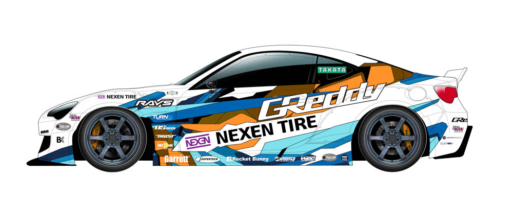 Toyota 86 Livery >> Fredric Aasbo and Ken Gushi Gets New Livery for Formula DRIFT 2016 « StreetWise Drift